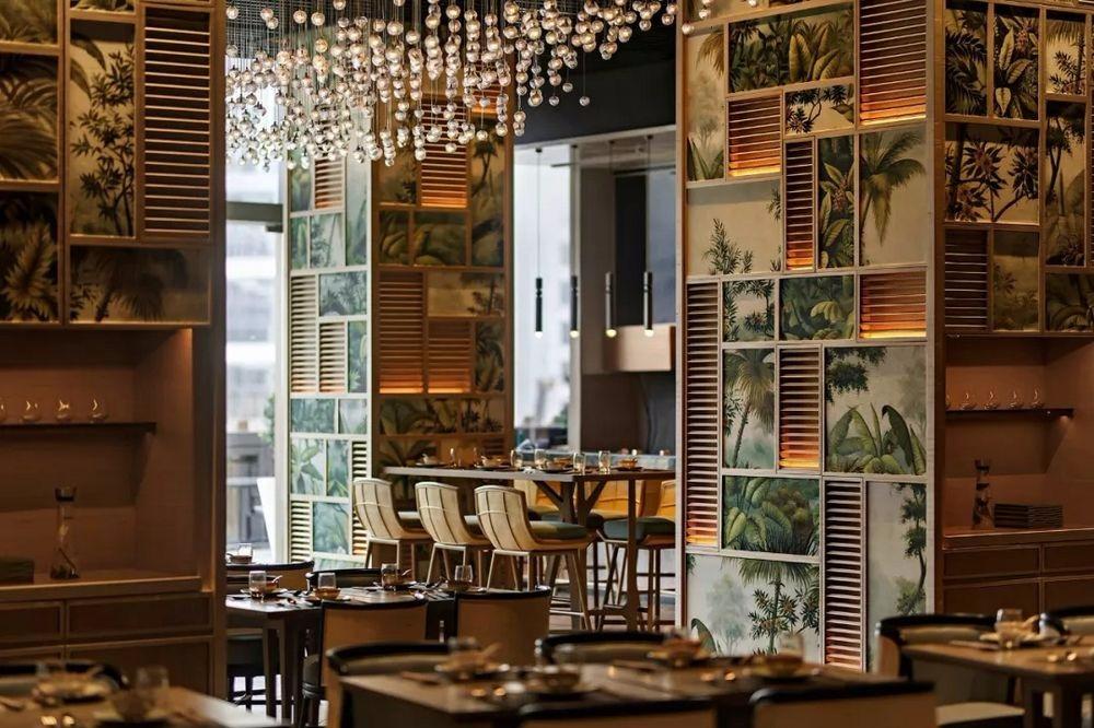 广州 K11 芒果树餐厅和十里弄堂