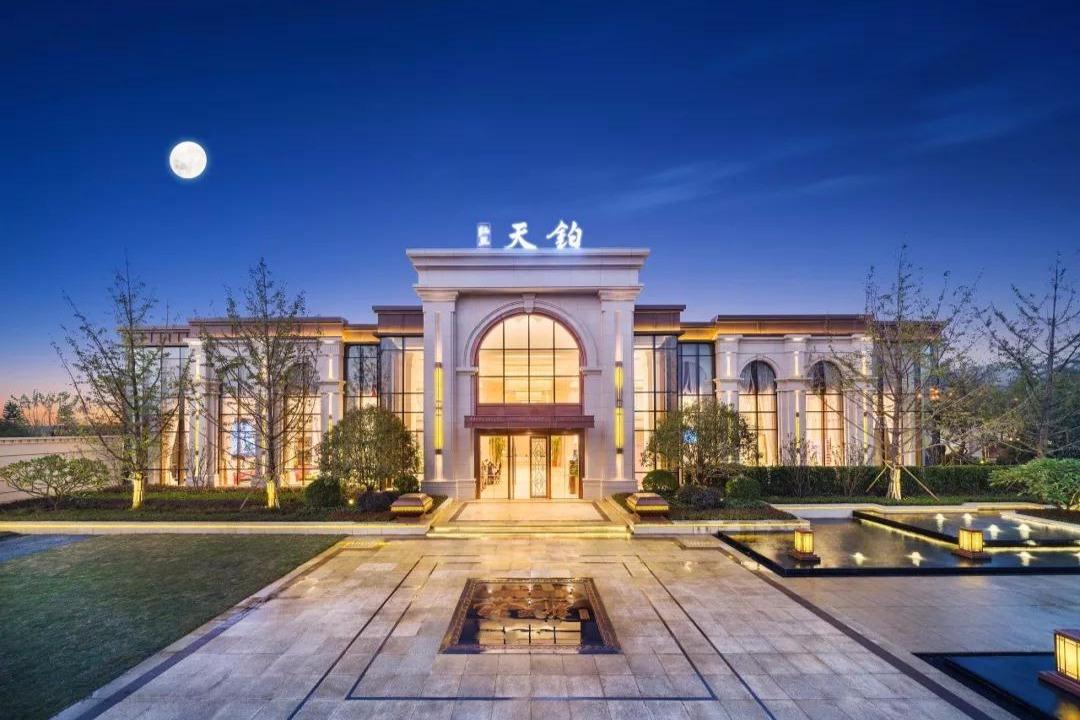 红星美凯龙·天铂销售会所 | 香港方黄新作:New Art Deco骨子里的空间仪式感