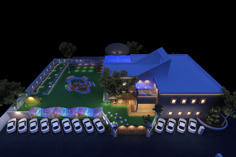 青岛海之魂早教中心----刘柯设计