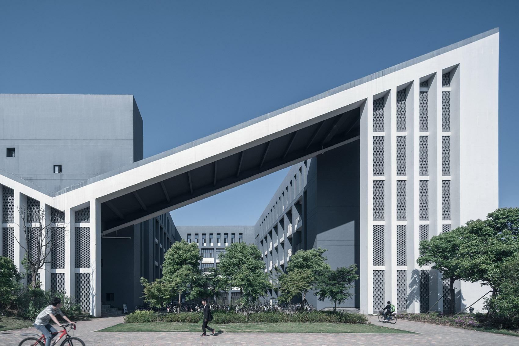 宣城二期教学楼华南理工大学建筑设计研究院-北京建筑设计院暖通图片