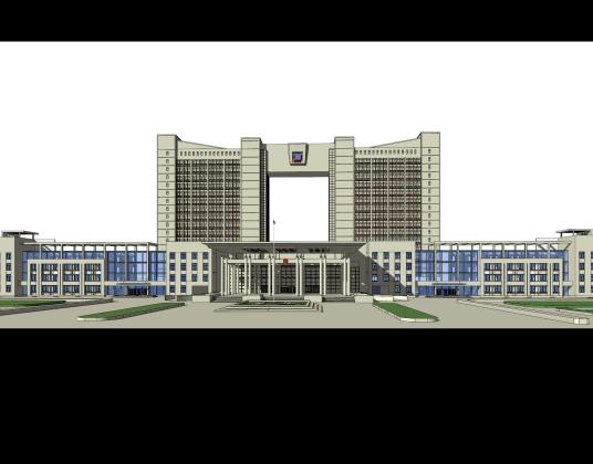 某政府办公楼