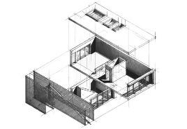 室内设计手绘表现线条基础详解